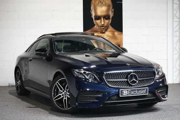 Mercedes-Benz E-Klasse Coupé 200 Premium Plus AMG, Pano, Burmester