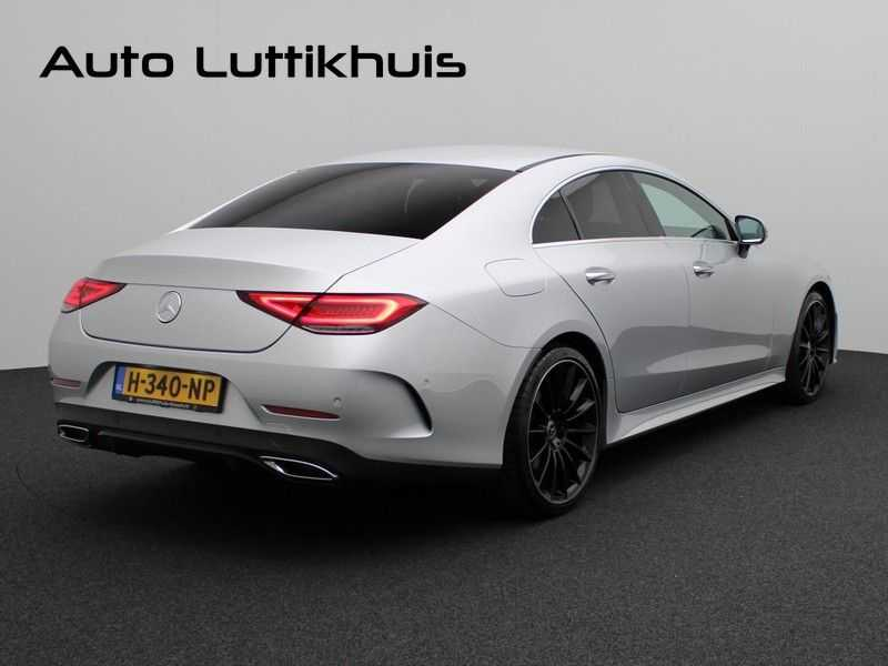 Mercedes-Benz CLS-Klasse 400 d 4MATIC AMG Edition 1 |Headup|Luchtvering|Trekhaak|Designo leder| afbeelding 25