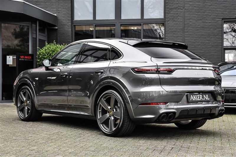 Porsche Cayenne 3.0 COUPE SPORTDESIGN+LUCHTV.+22INCH NP.176K afbeelding 17