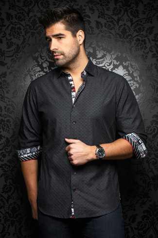 Au Noir Edwin Shirt