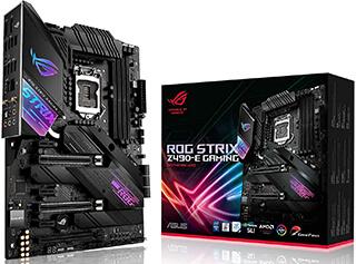 Asus ROG Strix Z490-E