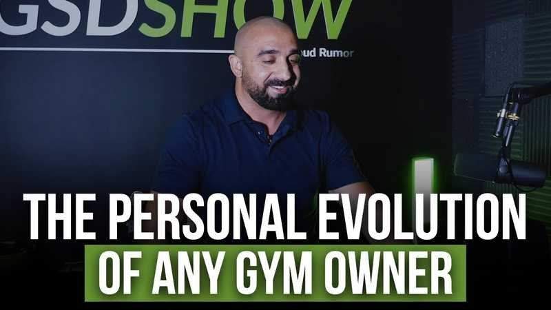The Personal Evolution Of Any Gym Owner
