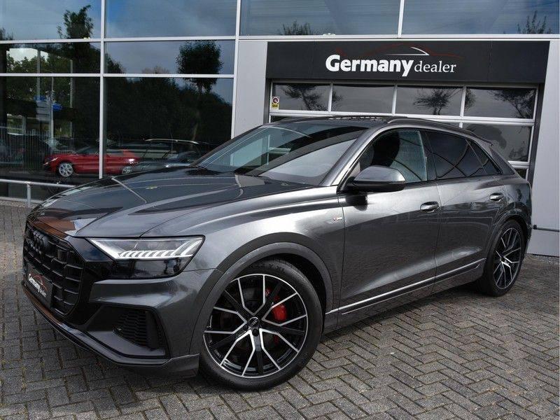 Audi Q8 50TDI 286pk Quattro S-Line Black Optic Lucht RS-Zetels B&O Pano Leder-Dash 22-Inch Soft-Close! afbeelding 14