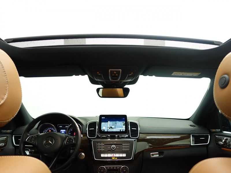 Mercedes-Benz GLE Coupé 350D AMG 4MATIC 259pk Aut- Pano, Harman/Kardon, Leer, 360 Camera afbeelding 3