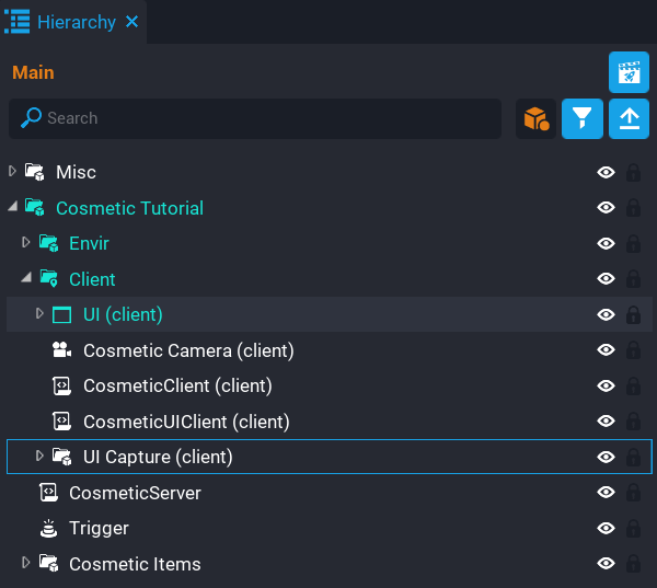 UI Capture