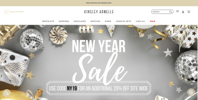 Kinsley Armelle Headless Shopify