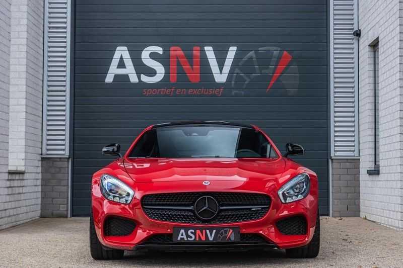 Mercedes-Benz AMG GT 4.0 S, 510 PK, Sportuitlaat, AMG Dynamic Plus, Keramiek, Schaalstoelen, DAB, Carbon, Pano/Dak, UNIEK!! afbeelding 19