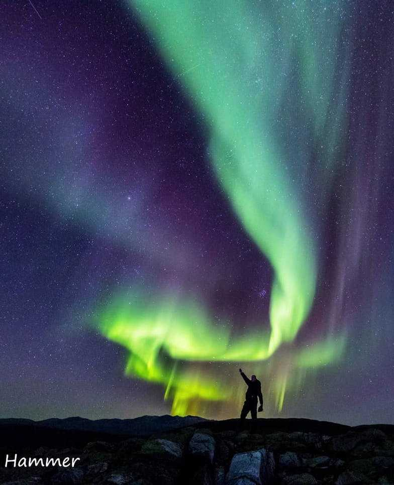 Interview with a Photographer Geir Lia Hammer| Aurora in Tromso