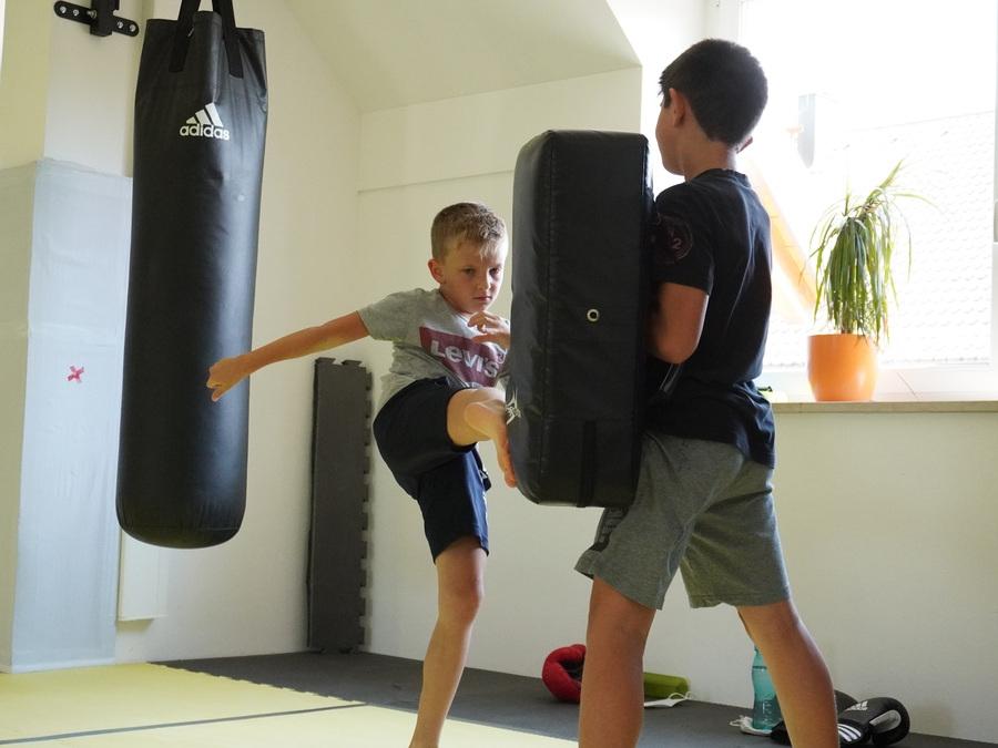 Mixed Martial Arts (MMA) für Kinder ab 6 Jahren