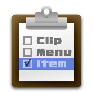 ClipMenu Mac app logo
