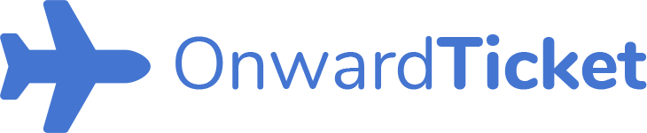 Onward Ticket Logo