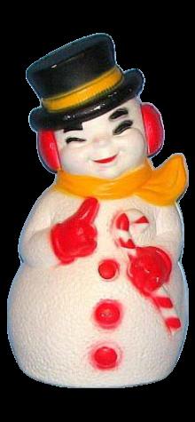 Classic Snowman photo