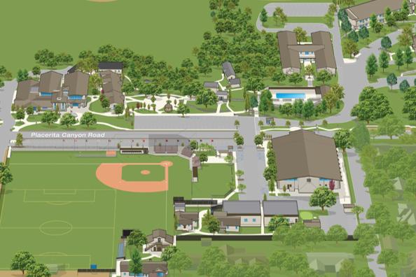 Interactive Campus Map