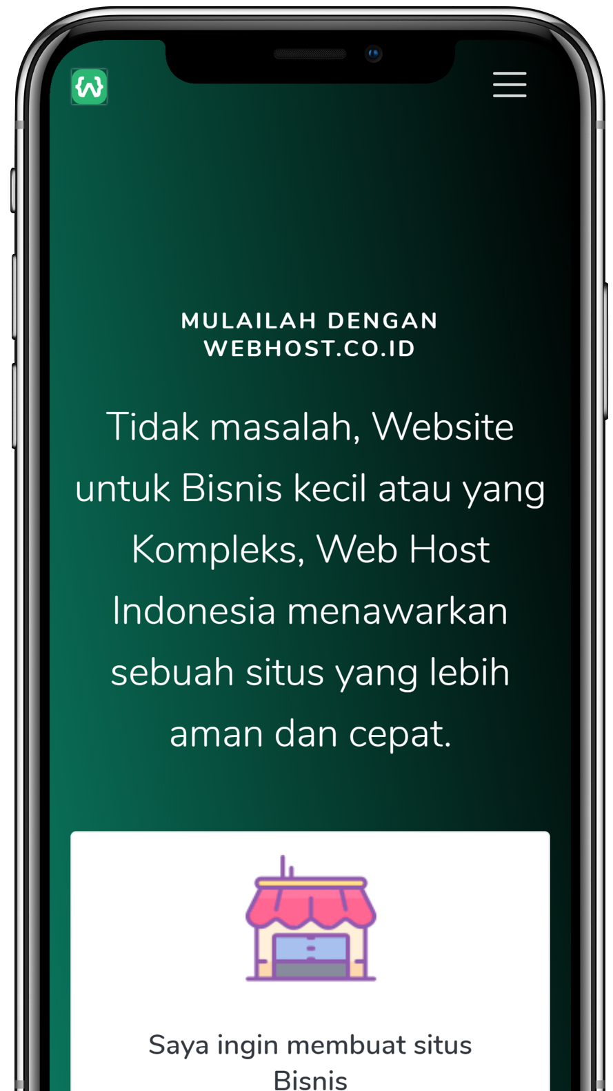 Web Host Indonesia
