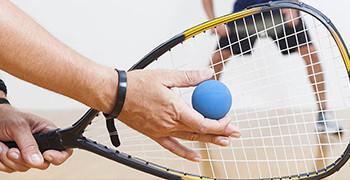 Squash at Potters Resort