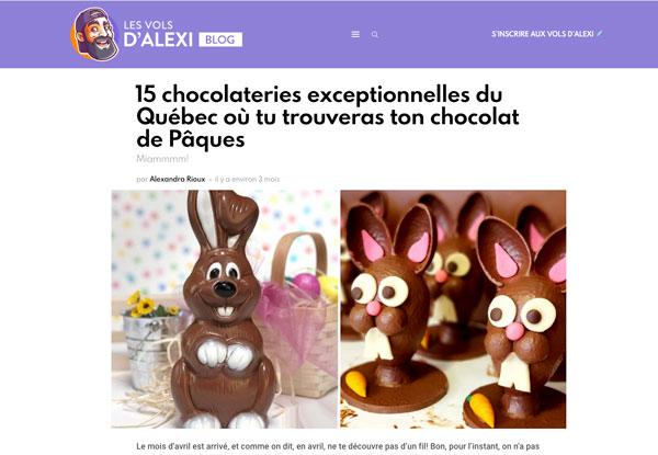 Les premiers bleuets enrobés de chocolat des Pères trappistes arrivent