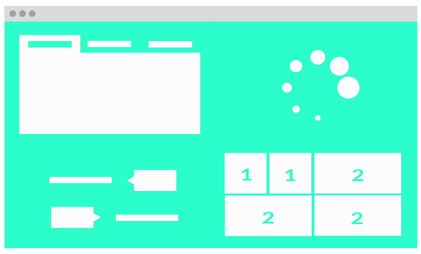 Component playground illustration