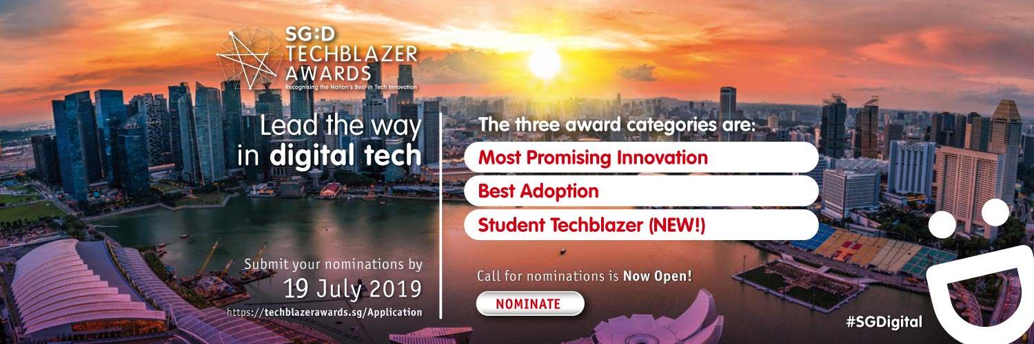 Techblazer Awards 2019