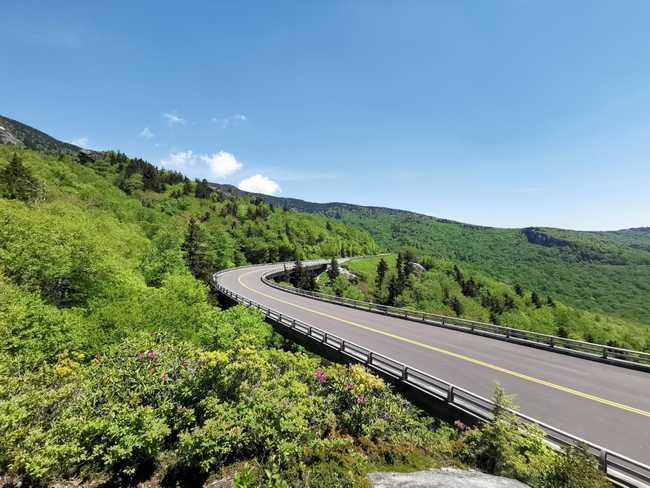 Viaduc de la blue ridge