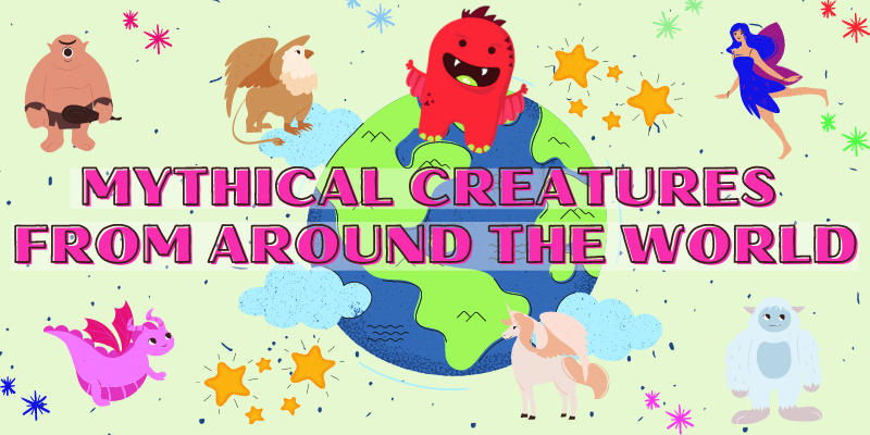 Mythical creatures image