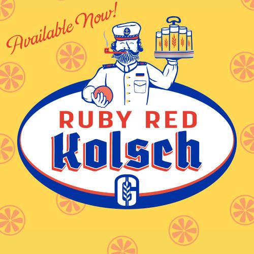 Genesee Ruby Red Kolsch