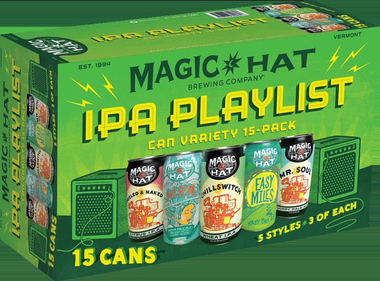IPA Playlist Variety Pack