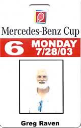 2003 Mercedes-Benz Cup