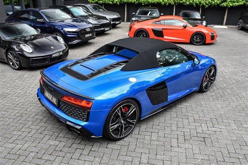 Audi R8 V10 PERFORMANCE B&0+SCHAALSTOELEN+CARBON NP.336K afbeelding 10