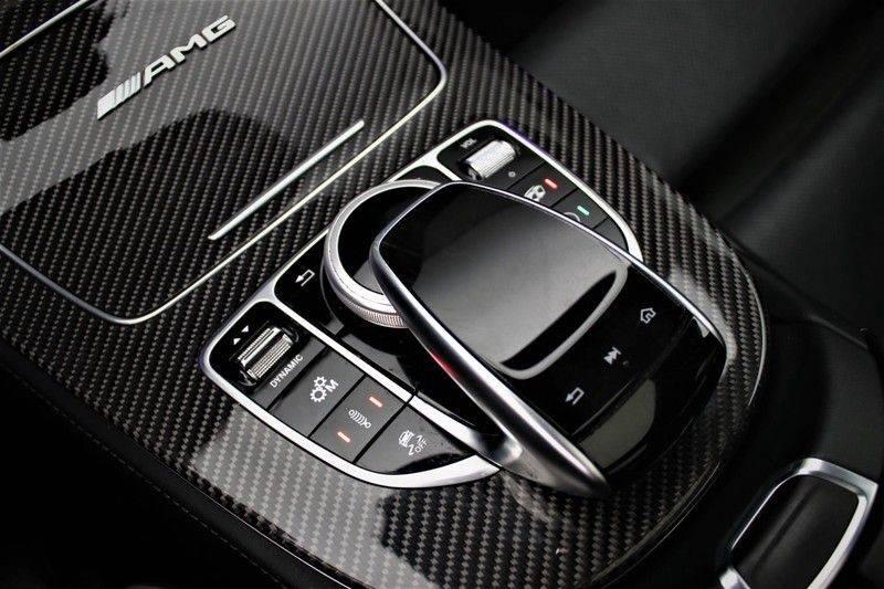 Mercedes-Benz E-Klasse 63 S AMG 4Matic-plus kuipstoelen pano carbon afbeelding 19