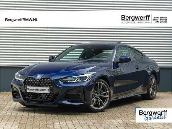 BMW 4 Serie Coupé M440i xDrive M-Sport - Head-up - Dak - Camera - DAB