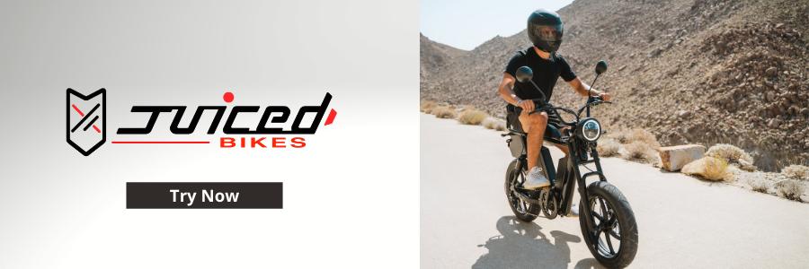Juiced Bikes vs. Pedego Electric Bikes vs. Rad Power Bikes Article Image