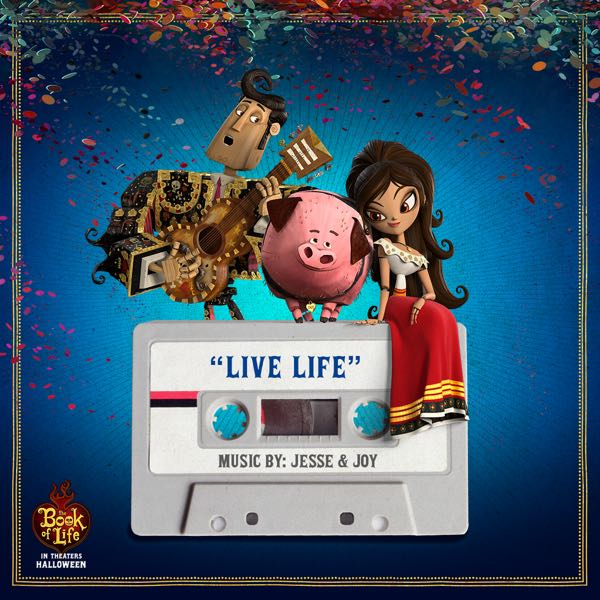 album art for Book Of Life SDTRK by Jesse and Joy