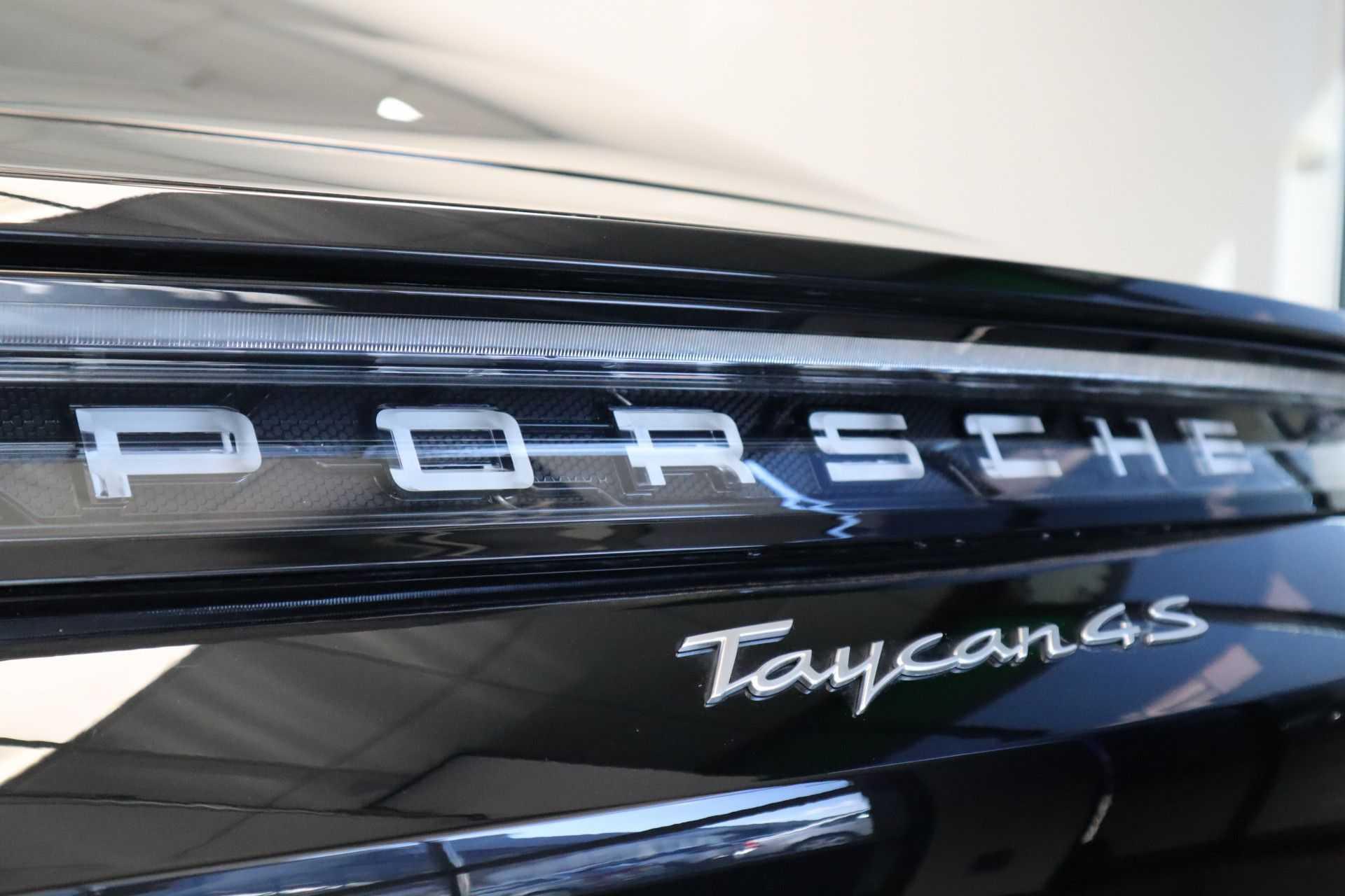 Porsche Taycan 4S Performance 571pk! Prijs = Ex.BTW Full-Led Sport-Chrono Panoramadak Warmtepomp afbeelding 13