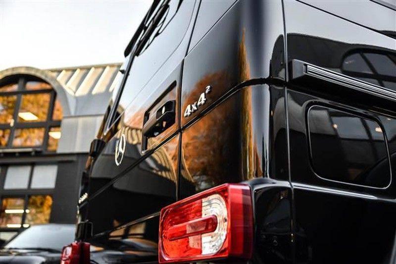 Mercedes-Benz G-Klasse G500 4x4² CARBON+SCH.DAK+AMG RIDE CONTROL afbeelding 25