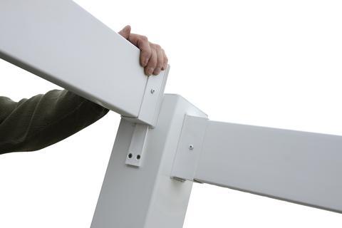 Lenox Slide Lock System