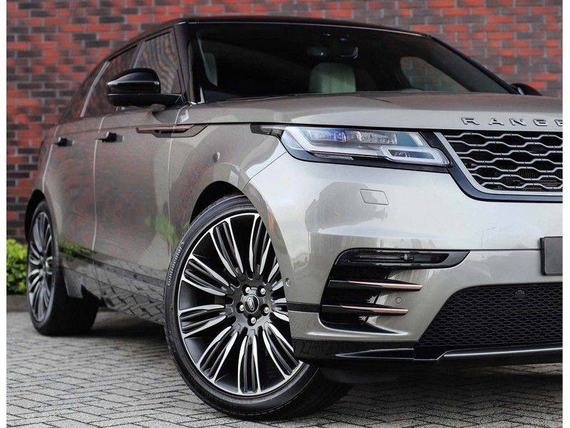 Land Rover Range Rover Velar P380 3.0S/C AWD First Edition R-Dynamic*Pano*LED*Head-Up* afbeelding 2
