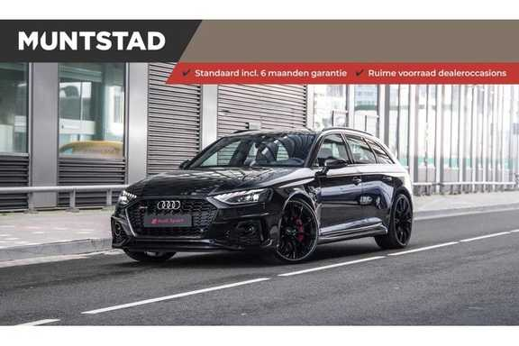 Audi A4 Avant 2.9 TFSI RS4-ABT quattro   530PK   NP € 179.306,-   Ceramic Brakes   RS-Sportonderstel   Pano.Dak   B&O Sound   Adapt.Cruise   Sportstoelen   DAB