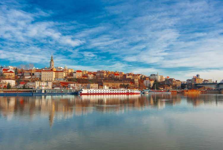 Budapest to Belgrade