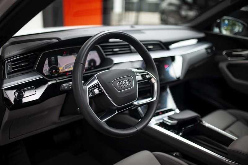 Audi e-tron 55 Quattro *Advanced / B&O / Pano / ACC / 4% Bijtelling €175,- P.M.* afbeelding 8