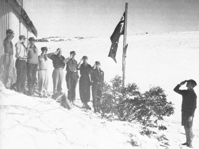 Bogong Rover Crew of 1933, Cope Hut