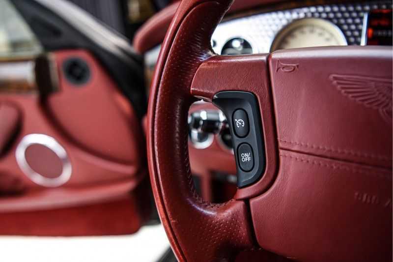 Bentley Arnage 6.8 V8 T (recent voor 20.000,- onderhouden) afbeelding 18