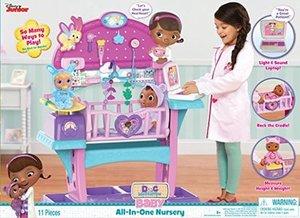 Disney Jr.Doc McStuffins Baby All in One Nursery