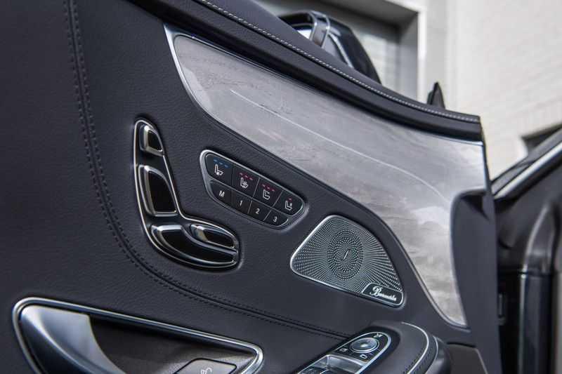 Mercedes-Benz S-Klasse Cabrio 500 , 456 PK, AMG/In/Exterieur, Swarovski, Head/Up, Airscarf, 29DKM, NIEUW!! afbeelding 15