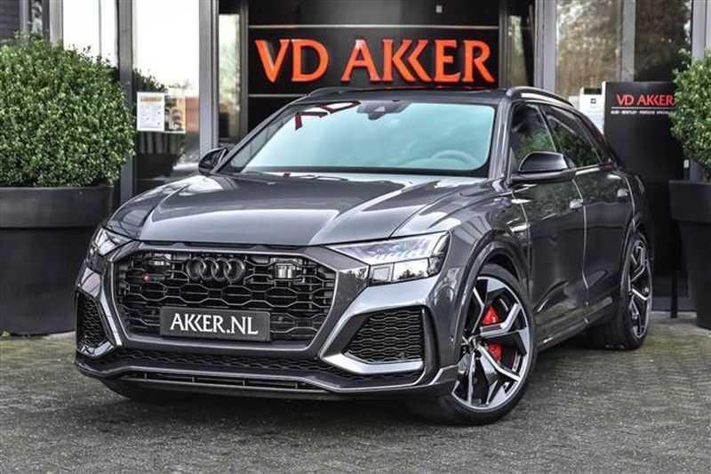 Audi RS Q8 DYNAMIC PLUS+CARBON+MASSAGE+360CAM. NP.262K