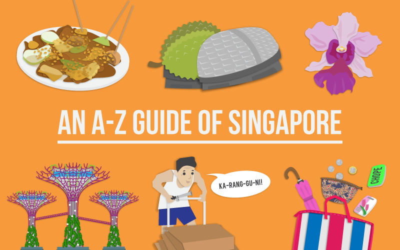 A-Zs of Singapore