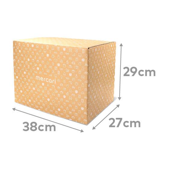 ダンボール箱 100サイズ対応