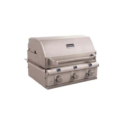 BBQ Saber 1500 Elite SSE Encastré
