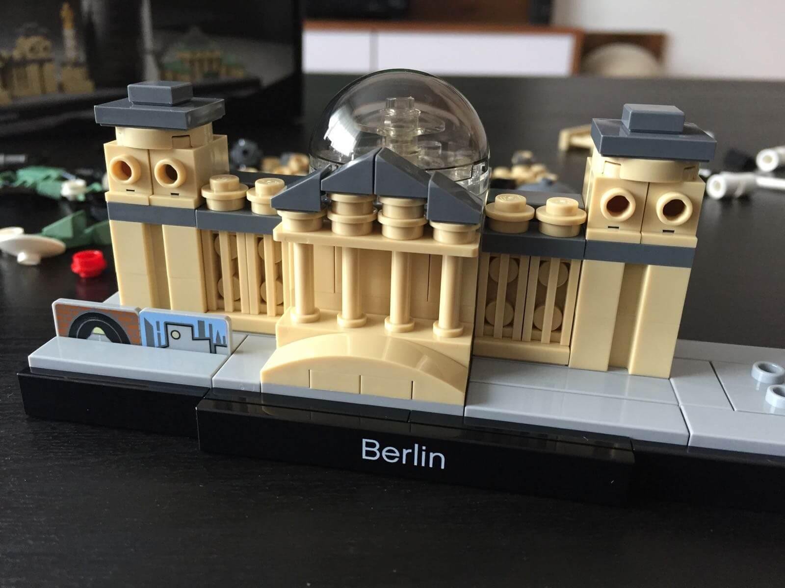 LEGO Architecture - Berlin: Reichstag