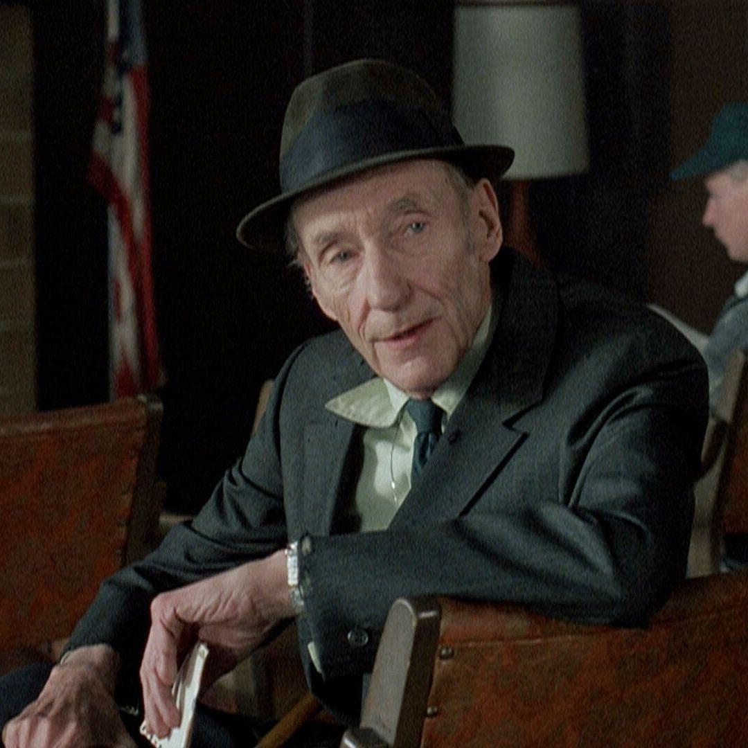 Уильям Берроуз вфильме «Аптечный ковбой». Режиссер Гас Ван Сент, 1989 год / imdb.com