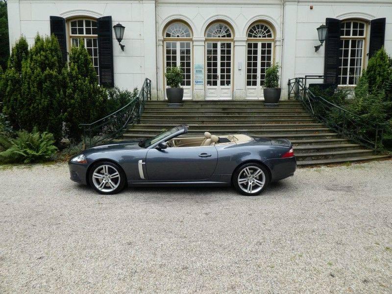 Jaguar XKR 4.2 V8 Convertible afbeelding 8